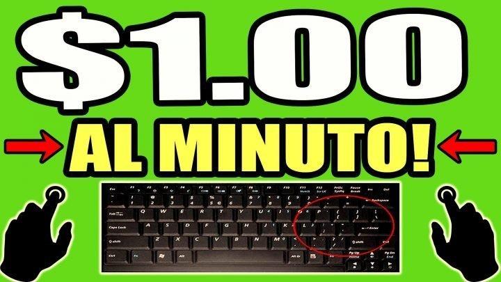 Guadagnare $1.00 Ogni Minuto SUBITO! Guadagnare da casa.
