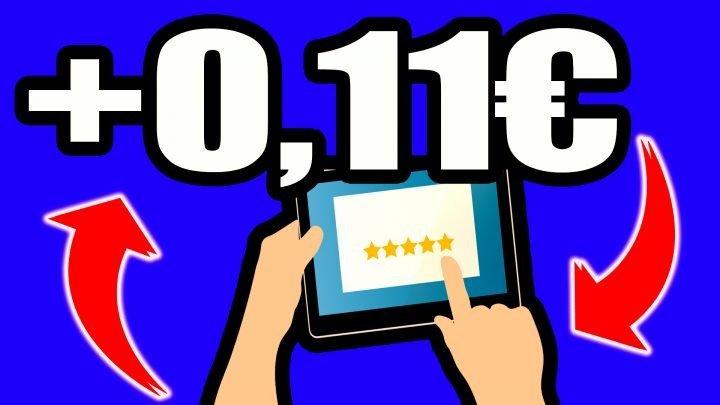 Guadagnare Online 0,11€ al Minuto in Pochi CLICK!