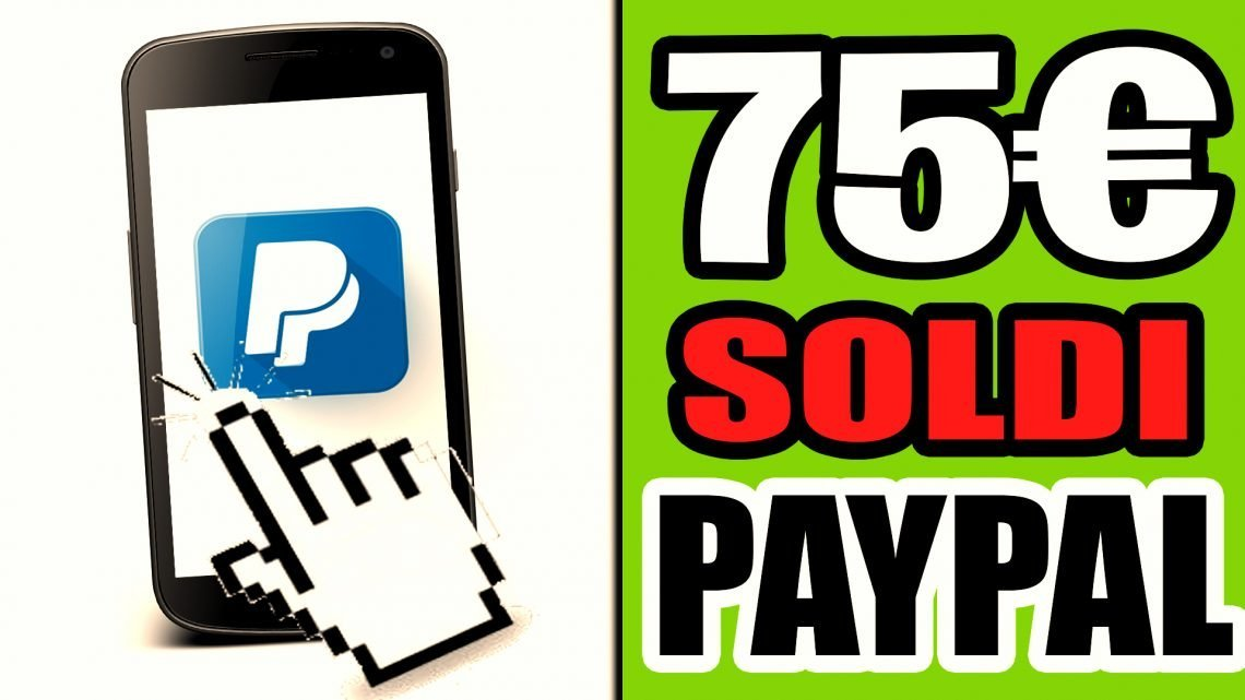 Guadagnare 75€ su Paypal Facendo i POST!