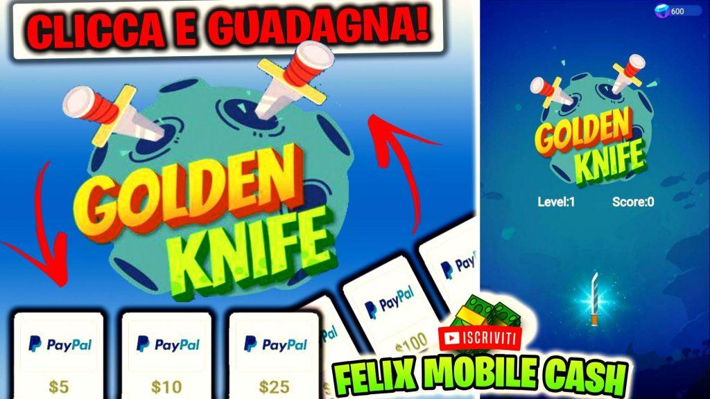 GoldenKnife