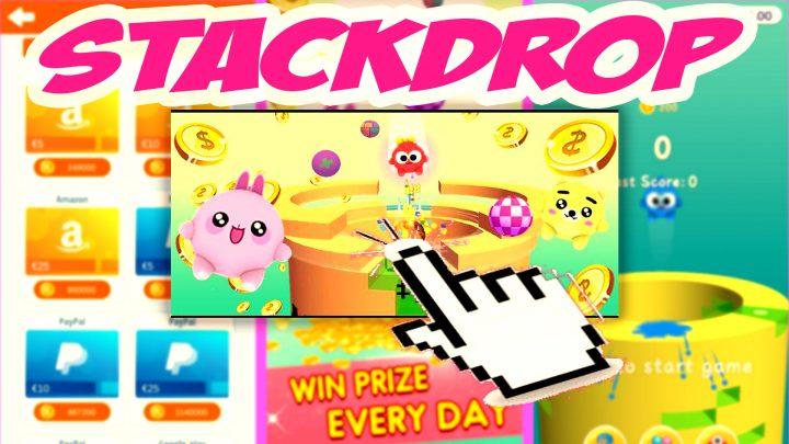 Stack Drop Guadagnare Soldi Giocando