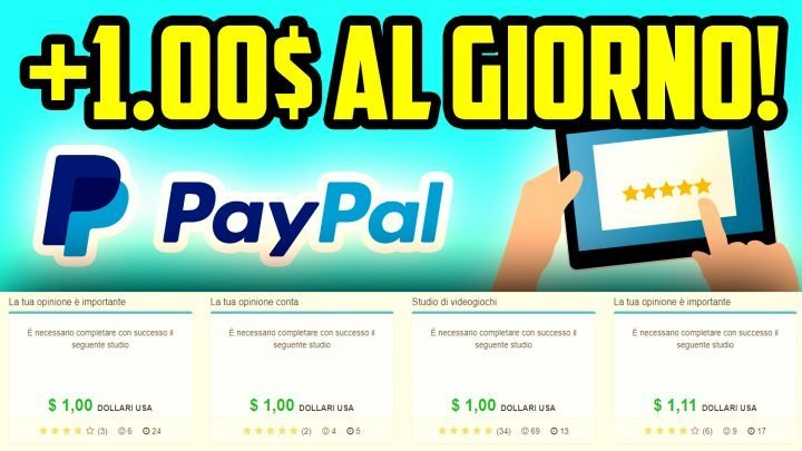Point2Shop Guadagnare Soldi su Paypal