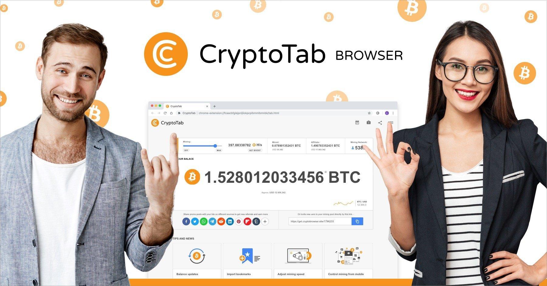 cryptotab browser recensione
