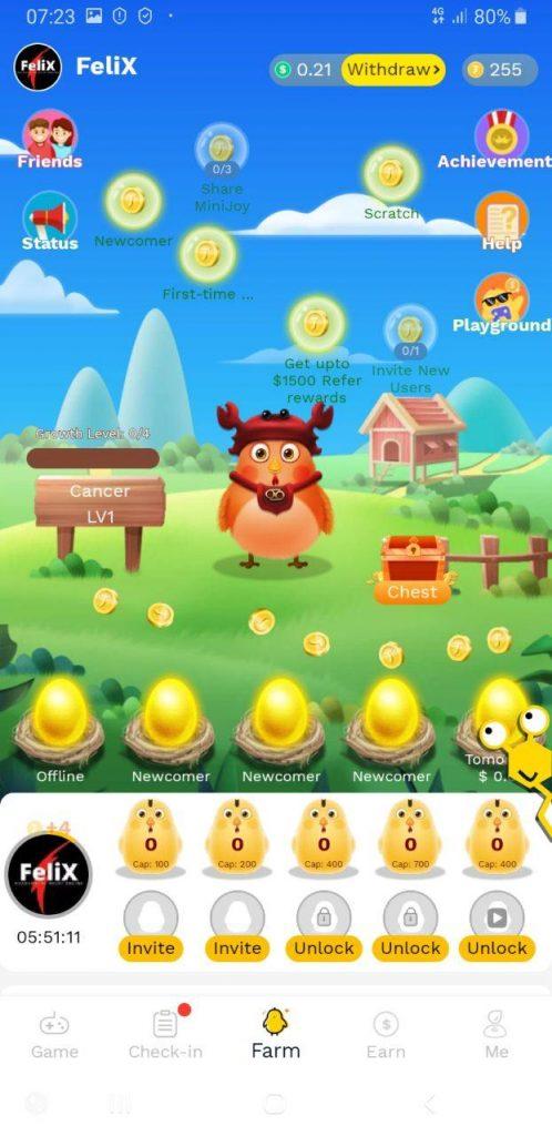 minijoy app