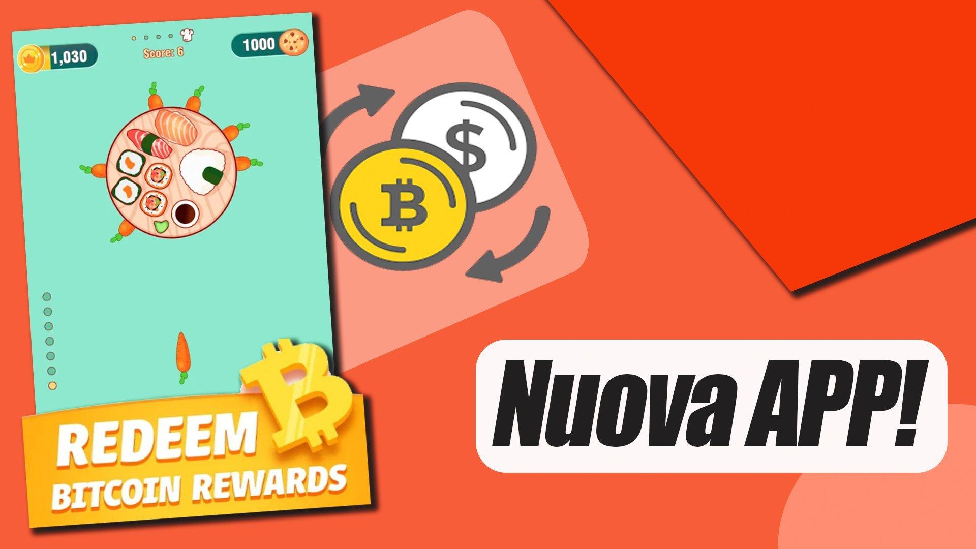 È possibile guadagnare Bitcoin giocando?