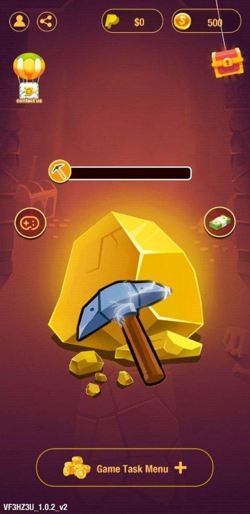 mining time app