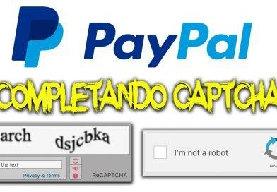 GUADAGNARE SOLDI SU PAYPAL COMPLETANDO CAPTCHA