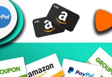 App per Guadagnare Buoni Amazon e Soldi