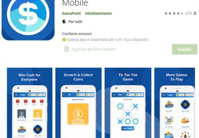 Cashly app per guadagnare premi!