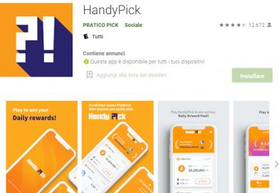HandyPick App