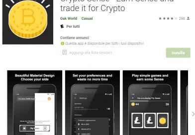 App per Guadagnare Crypto